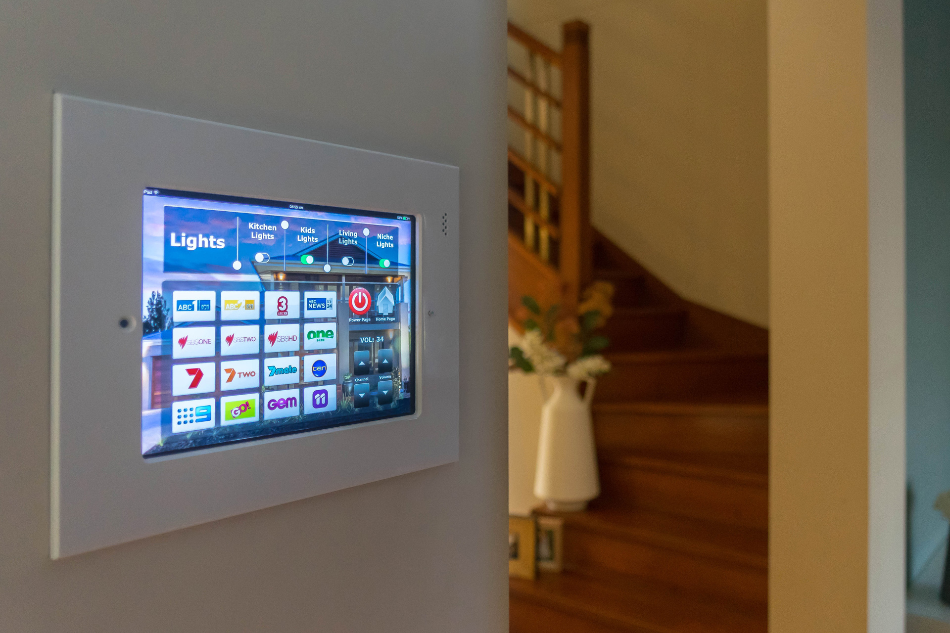 Automated home security systems the way of the future for Automated home system