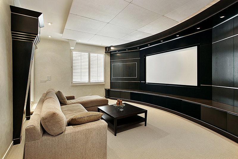 Home Theatre System & Home Automation – Top 5 Benefits